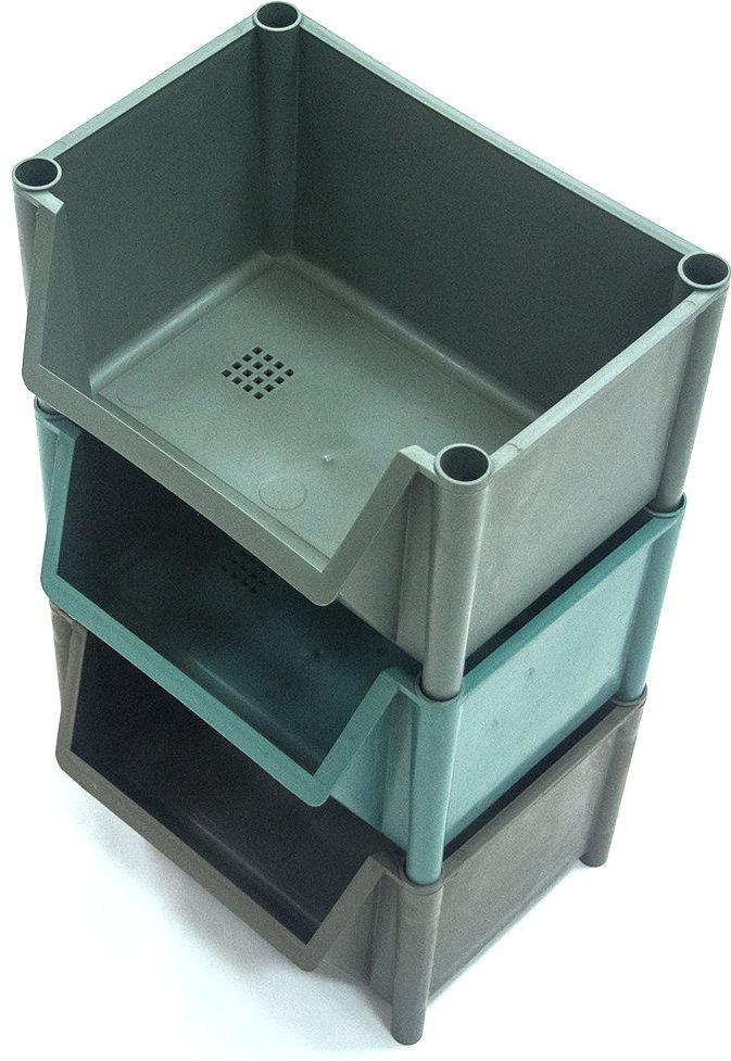 Ящик для крепежа средний № 2  (205х135х110)