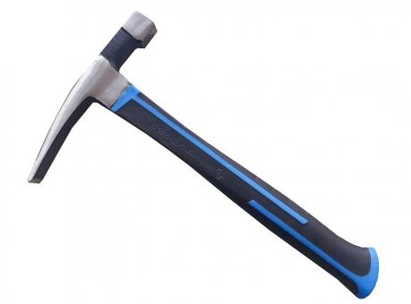 Молоток строительный 510гр. фиберглассовая ручка