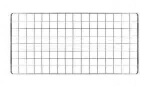 Решетка витринная 120х60