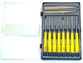 Набор отверток телемини 10шт. CX-9816