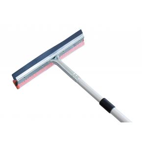 """Скребок-губка 12"""" с алюм. ручкой (200см)"""