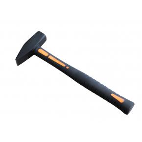 Молоток 400гр. фиберглассовая ручка
