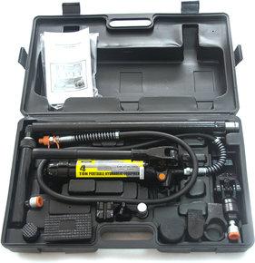 Набор рихтовочного гидравлического оборудования в кейсе 10т.
