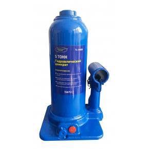 Домкрат гидравлический бутылочный  5т (210-416 мм)